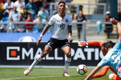 """Lucas Barrios se quemó con las críticas y puso su currículum goleador en la mesa: """"¡A veces es bueno informarse!"""""""