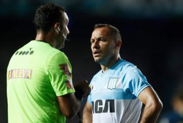 """Cuerpo técnico de Racing: """"Es muy extraño que Díaz no esté en la Roja, acá es de lo mejor"""""""