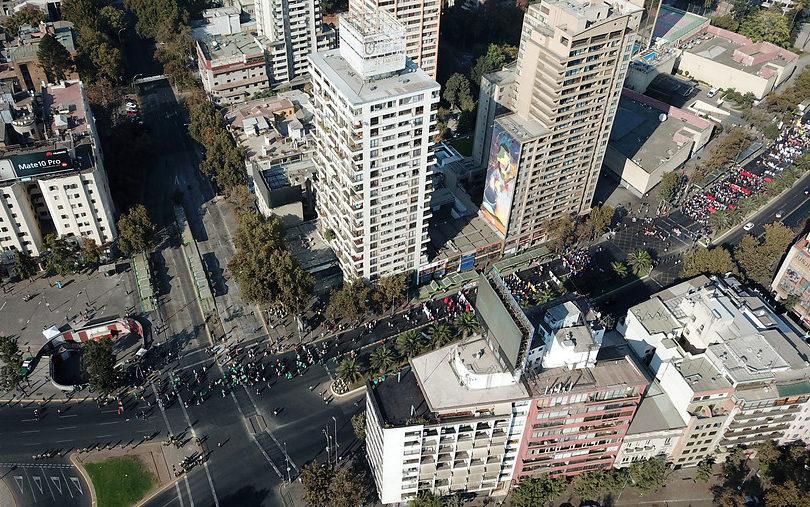 De la DC al FA: juventudes de oposición se unen para convocar a dos nuevas marchas
