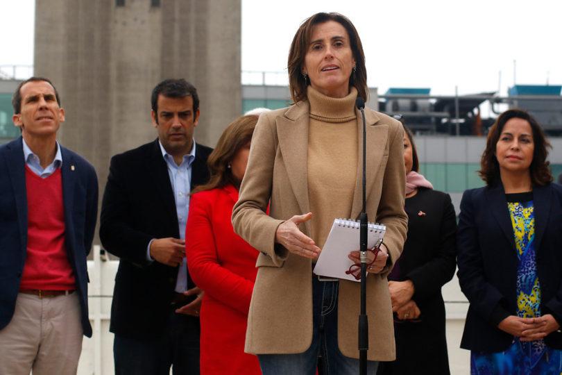 Ministra de Educación pide celeridad al Congreso para aprobar Aula Segura