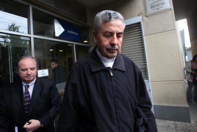 Obispo Santiago Silva declara como imputado en la Fiscalía de O'Higgins