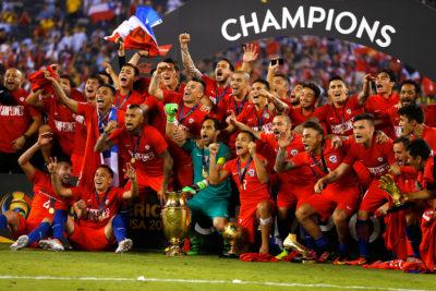 Chile conocerá a sus rivales en Copa América 2019 el próximo 24 de enero