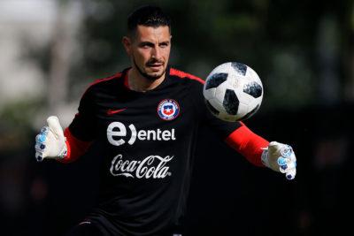 Gabriel Arias sufre fractura y queda al margen de gira de la Selección Chilena en Norteamérica