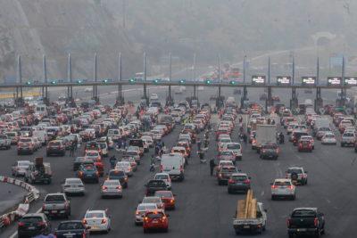 MOP y autopistas pactan bajar peaje a $1.000 en las primeras horas del jueves