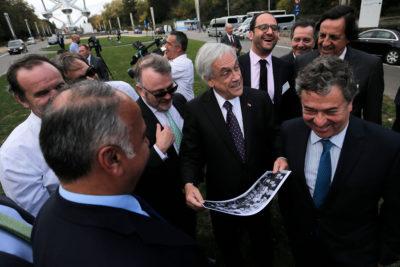 Piñera destaca avances en acuerdo de asociación con la UE