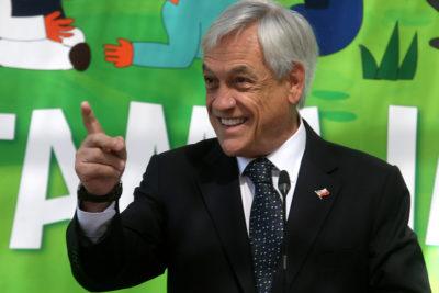 Piñera confirmó que asistirá al cambio de mando de la presidencia en Brasil el próximo 1 de enero