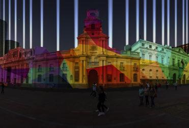 Lanzan la primera Fiesta de la Luz en Santiago, única en Sudamérica