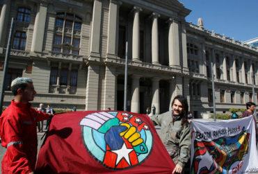 Brigada Ramona Parra interpone recurso de protección contra diputada Flores