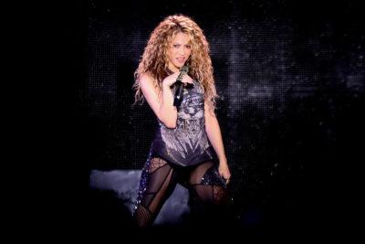 Shakira, víctima de las circunstancias