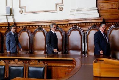 Suprema descarta presiones a jueces por fallo sobre Arzobispado en caso Karadima