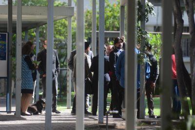 Descartan participación de terceros en muerte del profesor de la Usach