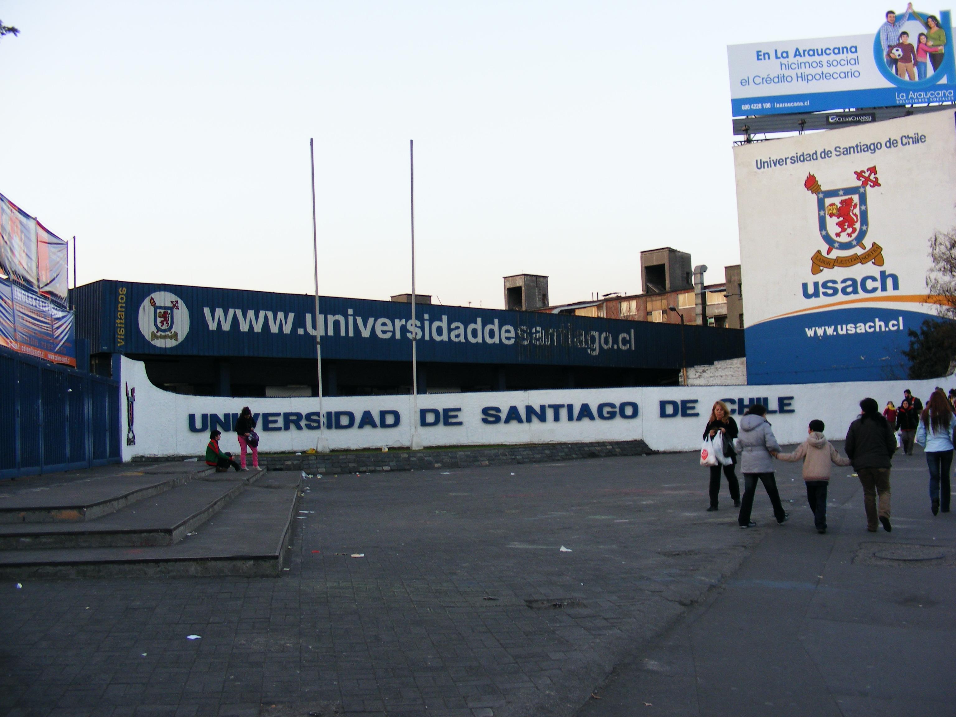 Encuentran muerto a profesor al interior de su oficina en la Universidad de Santiago