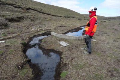 YPF asegura que ha recuperado 60% de los 720 mil litros derramados