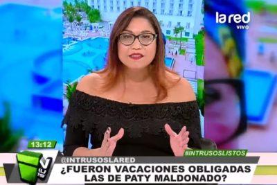 """VIDEO  """"Eso es no entender nada, eso es violencia"""": mensaje directo de Alejandra Valle a Viñuela y Luis Jara por festinar con videos sexuales"""