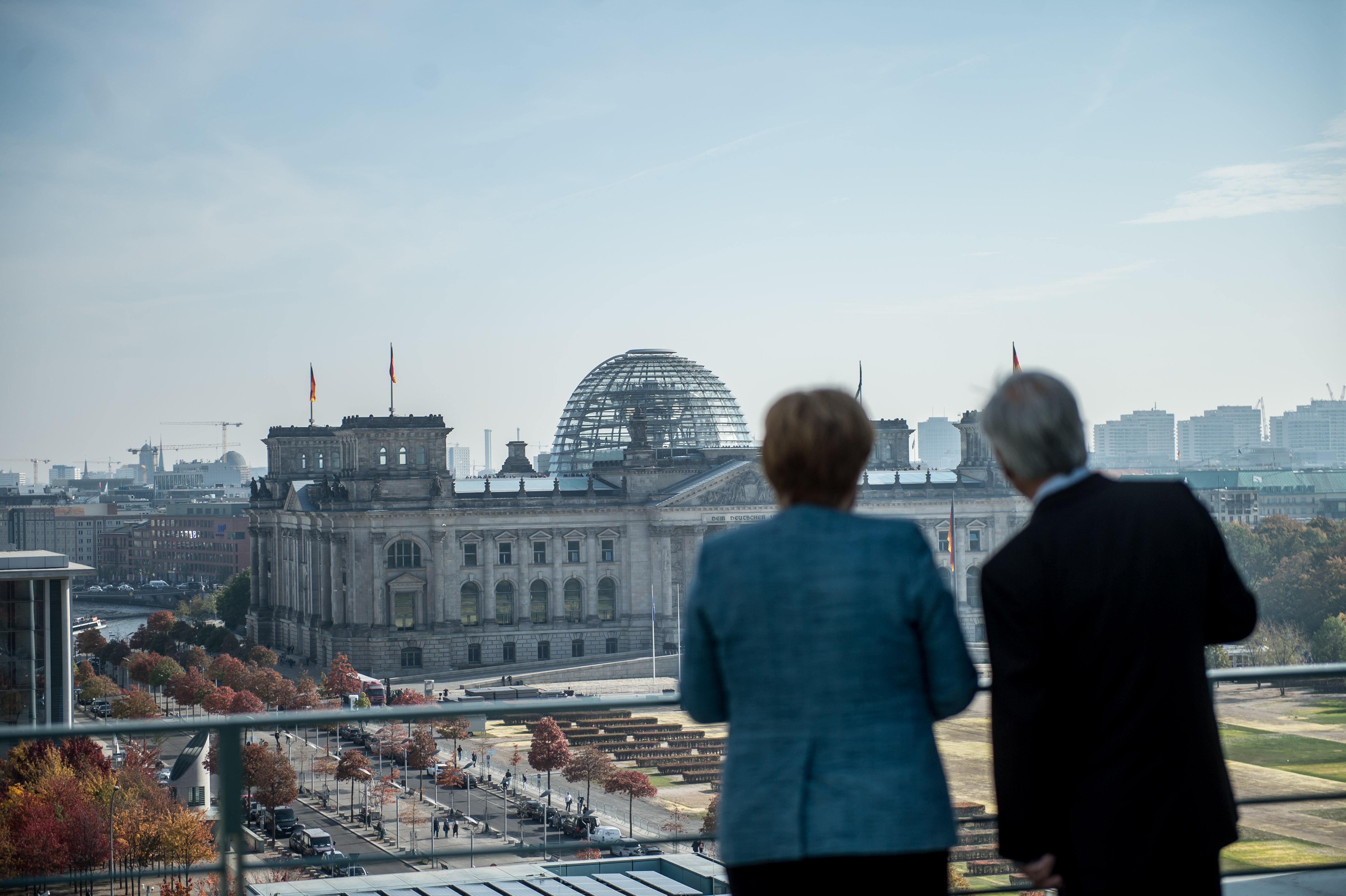"""""""Piñera y Merkel anuncian Memorial por DD.HH. en la ex-Colonia Dignidad"""""""