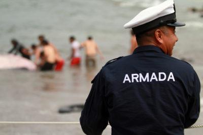 Sargento de la Armada fue detenido tras ser acusado de obligar a su hija a practicarle sexo oral