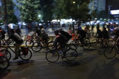 Aumentarán sanciones a ciclistas que no respeten la Ley de Convivencia Vial