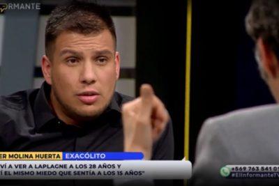 VIDEOS | Abusos en la Iglesia: los crudos relatos de Javier Molina que podrían hacer caer a Ezzati, Errázuriz y Hasbún