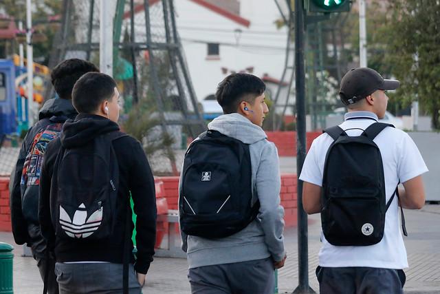 """""""Aula Segura: 745 estudiantes han sido expulsados en el último año"""""""