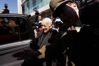 """Abusos en la Iglesia: Arzobispado asegura que Ezzati no declarará """"por ahora"""""""