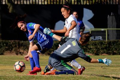 FIFA anunció una nueva estrategia global para potenciar el fútbol femenino