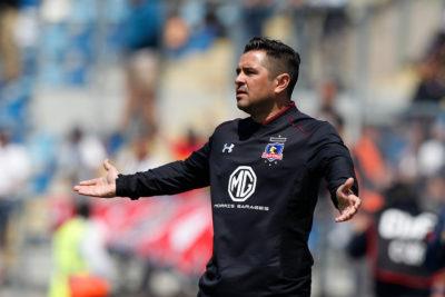 Crisis total: Héctor Tapia estaría distanciado del plantel de Colo Colo