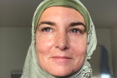 """Sinéad O'Connor anuncia su adhesión al Islam: """"Estoy orgullosa de convertirme en musulmana"""""""