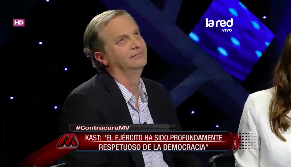 VIDEO | La reacción de Kast cuando Jadue le enumeró todas las matanzas de Ejército de Chile contra su propio pueblo