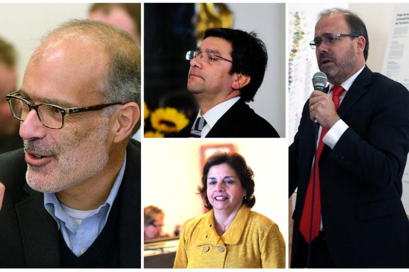 Valdés, Undurraga, Badenier y Williams: los ex ministros de Bachelet que hoy se dedican al lobby