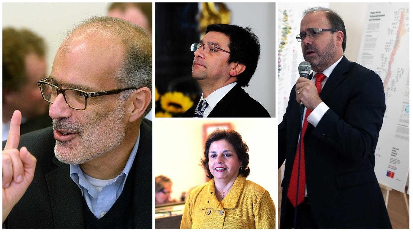 """""""Valdés, Undurraga, Badenier y Williams: los ex ministros de Bachelet que hoy se dedican al lobby"""""""