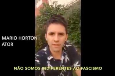 VIDEO |De Paulina García a Mario Horton: las palabras de artistas chilenos en contra de Bolsonaro