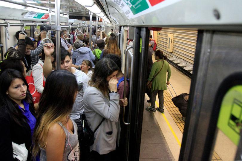 Metro rompió 10 veces su récord de traslado de pasajeros en 2018