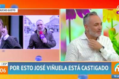 """VIDEO  Mucho Gusto festinó con episodio de videos sexuales en cena de Don Francisco: """"No le pongan tanto color"""""""