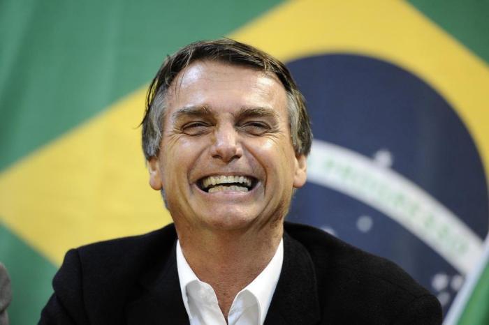 """""""Hijo de Jair Bolsonaro:"""