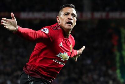 VIDEO | El gol de Alexis Sánchez que le dio el triunfo al Manchester en el último minuto