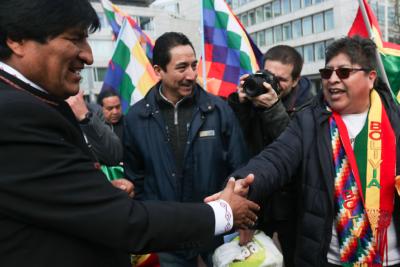 Relaciones Chile – Bolivia pos fallo de la Haya
