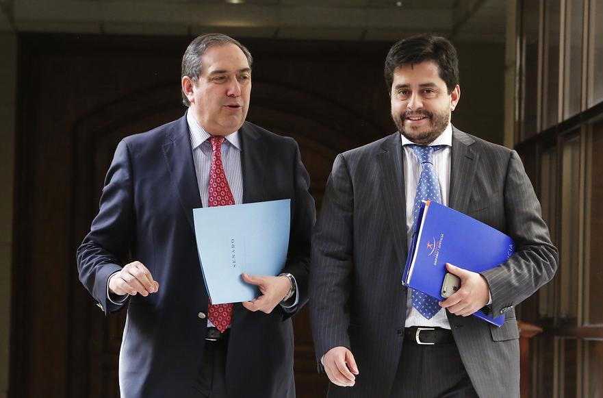 """""""Senadores de regiones piden el 10% que Codelco entregaba a las FFAA"""""""