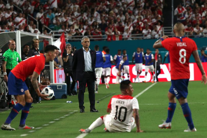 """Reinaldo Rueda defendió el recambio de jugadores en la Roja: """"Hay que correr riesgos"""""""