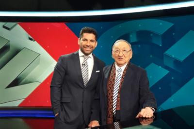 El regreso de un histórico: Javier Miranda vuelve a la conducción de noticias en CHV