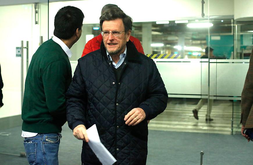 Carlos Larraín: Bolsonaro es un