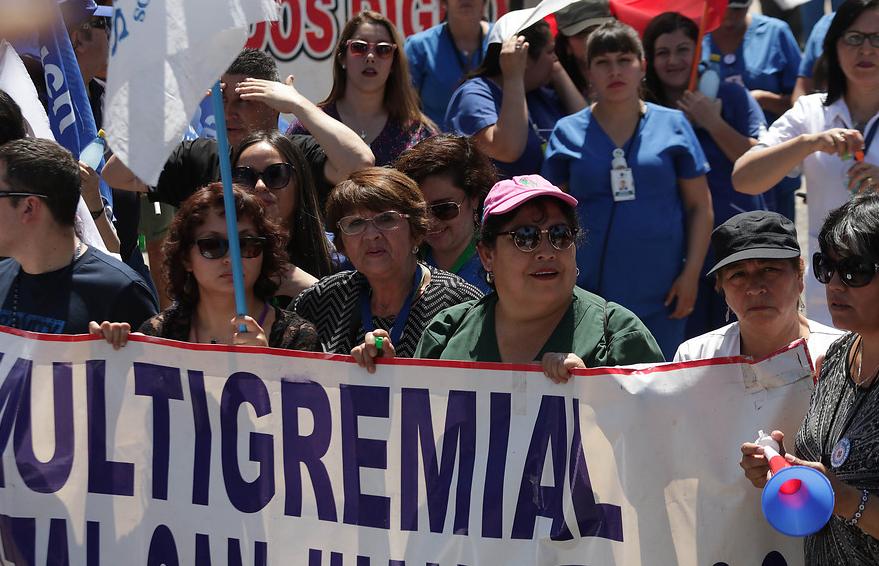 Confusam anuncia paro nacional de trabajadores de salud municipalizada