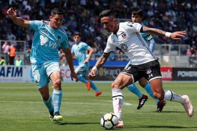 Hinchas se van en picada contra Lucas Barrios tras nuevo empate de Colo Colo