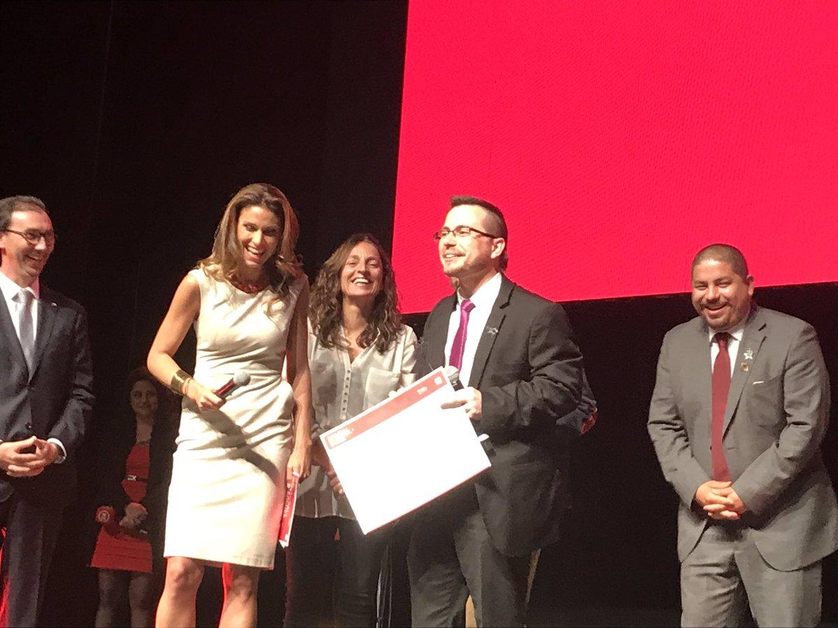 Felipe Ramírez, el profesor de Puerto Montt que se ganó el Global Teacher Prize Chile 2018