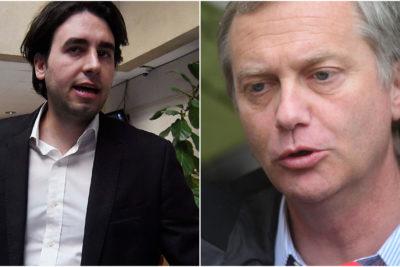 """""""El único derrotado es el Frente Amplio"""": comentado round tuitero ente José Antonio Kast y Vlado Mirosevic por fallo de La Haya"""