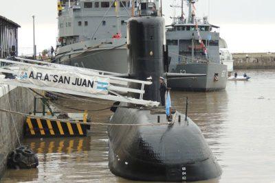 Decretan tres días de duelo en Argentina tras hallazgo del ARA San Juan