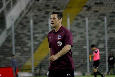 La insólita excusa de Tito Tapia por el castigo que dejó a Colo Colo sin Esteban Paredes hasta 2019
