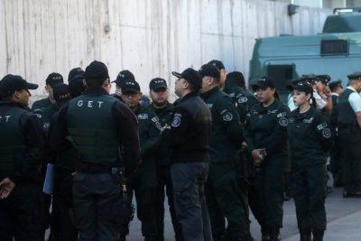 Paro de Gendarmería: funcionarios inician acuartelamiento a nivel nacional