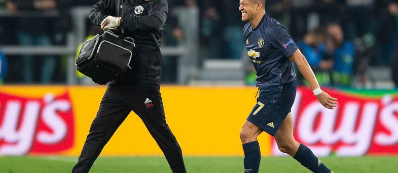 Filtran detalles de la furiosa reacción de Alexis Sánchez en camarín del Manchester United tras perder el clásico