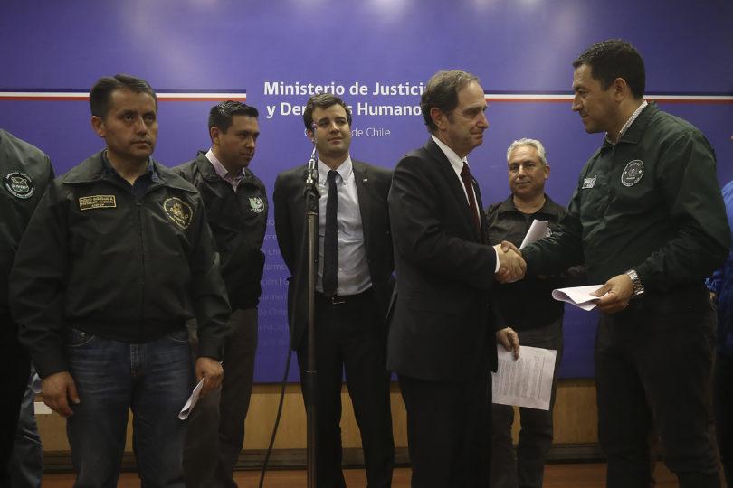 Se acabó el paro de Gendarmes: Gobierno alcanza acuerdo con funcionarios
