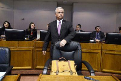 VIDEO   Prensa del Congreso acusa machismo de ministro Larraín contra periodista